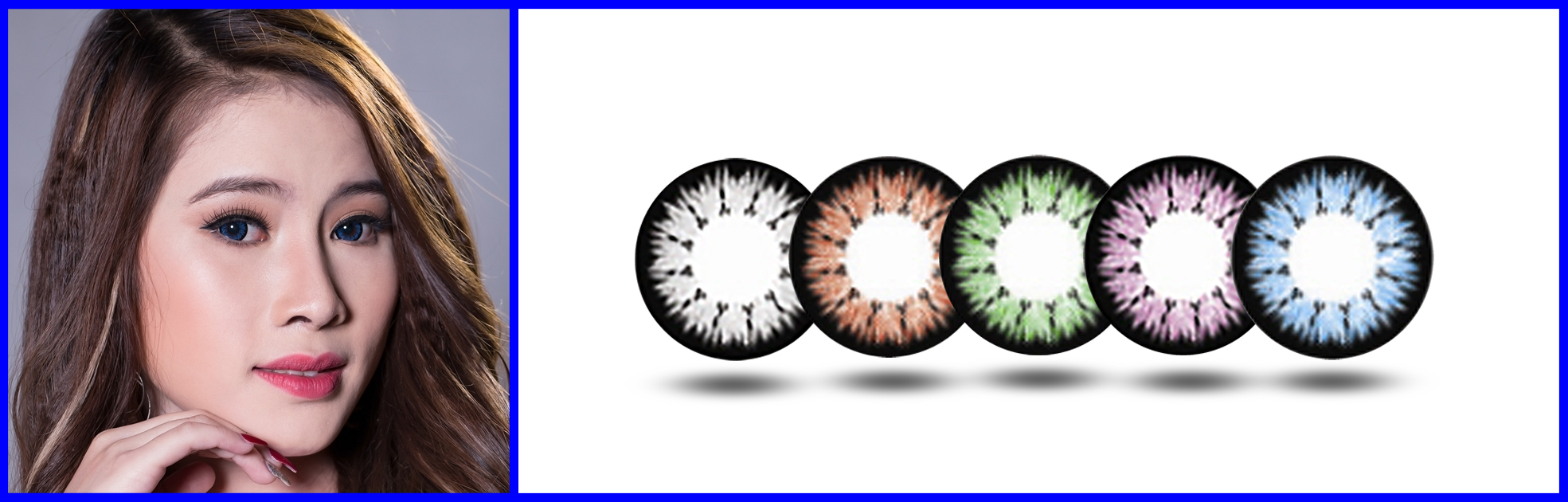 Kính áp tròng an toàn chất lượng cao, kính áp tròng có đủ màu sắc và độ cận cần từ không độ đến 10 độ. Kính được nhập khẩu chính hãng từ hàn quốc với nhiều chủng loại như kính áp tròng 1 ngày, kính áp tròng 3 tháng, kính áp tròng cận thị, kính áp tròng 6 tháng…chúng tôi cam kết chất lượng tốt nhất với khách hàng.